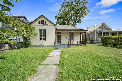 Single Family Home For Sale: 127 Paso Hondo
