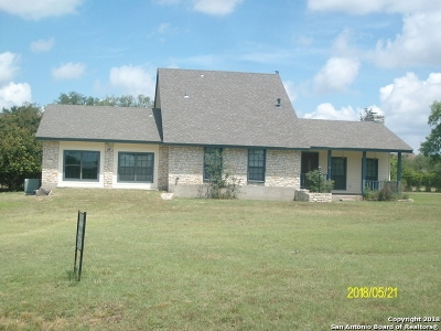 San Antonio Single Family Home New: 1401 Dezarae