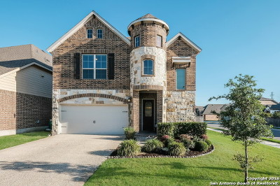 Boerne Single Family Home New: 221 Derby Dr