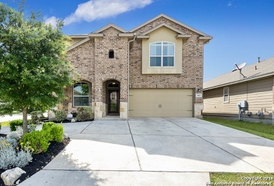 San Antonio Single Family Home New: 9403 Palomino Path