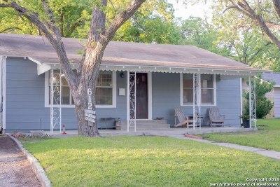 Seguin Single Family Home Back on Market: 612 E Humphreys St