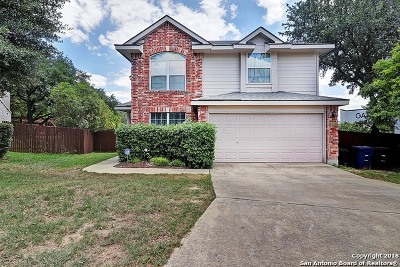 Helotes Single Family Home New: 9602 Lindrith