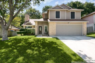 Schertz Single Family Home New: 2601 Hidden Grove Ln
