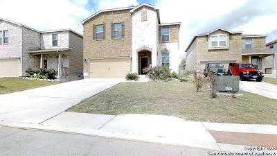 San Antonio Single Family Home New: 3814 Hawthorn Bnd