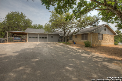 Canyon Lake Single Family Home New: 129 W Outer Dr