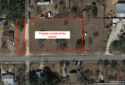 Atascosa County Residential Lots & Land New: 0000 Shalimar Dr