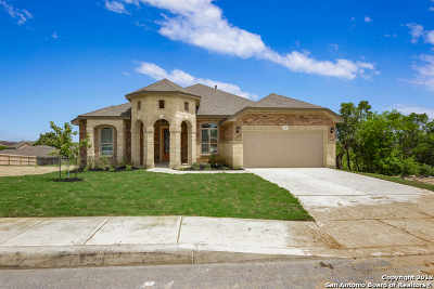 Bexar County Single Family Home For Sale: 13515 Lost Elk