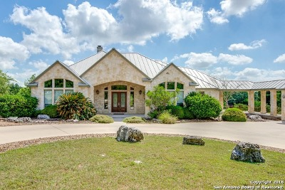 New Braunfels Single Family Home For Sale: 332 Northridge