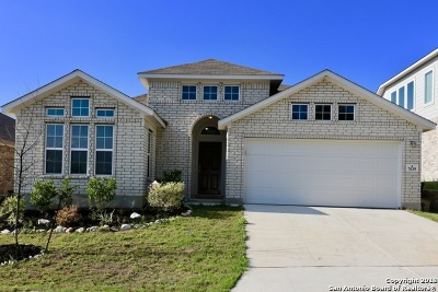 Boerne Single Family Home New: 7619 Presidio Haven