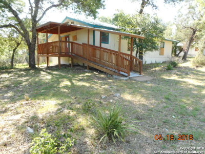 Bandera County Single Family Home New: 177 32nd St W