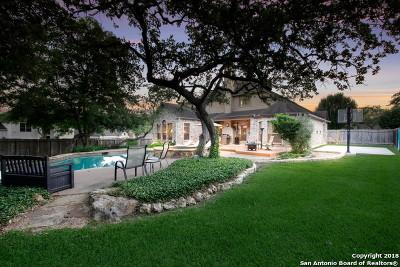 San Antonio Single Family Home New: 23706 Morning Fog