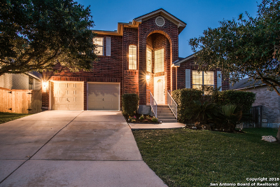 San Antonio Single Family Home Price Change: 2419 Rogers Loop