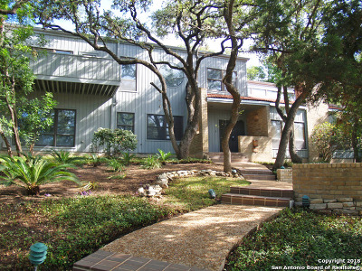 San Antonio Single Family Home New: 11424 Mission Trace St