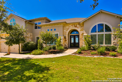 San Antonio Single Family Home New: 8314 Winecup Hill