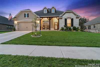 Schertz Single Family Home For Sale: 1005 Water Oak