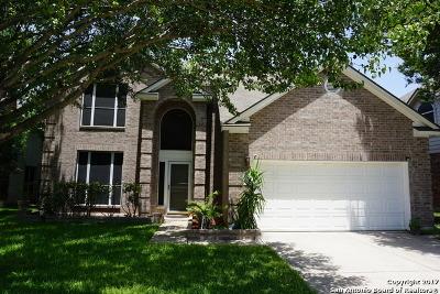 Schertz Single Family Home New: 4756 Iron Ridge Pass
