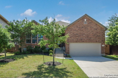 Cibolo Single Family Home New: 505 Baltustrol