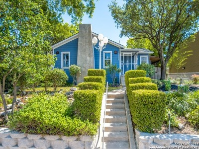 San Antonio Single Family Home New: 336 Army Blvd