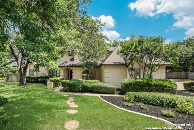 San Antonio TX Single Family Home Price Change: $530,000