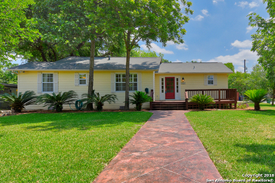 San Antonio Single Family Home New: 102 Irvington Dr