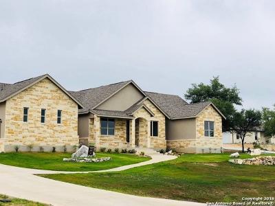 New Braunfels Single Family Home New: 1170 Via Principale
