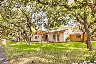 New Braunfels Single Family Home New: 985 Fredericksburg Rd