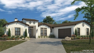 San Antonio Single Family Home New: 7134 Bella Cloud