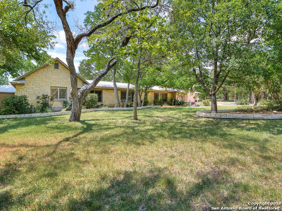 San Antonio Single Family Home New: 203 Hill Country Ln