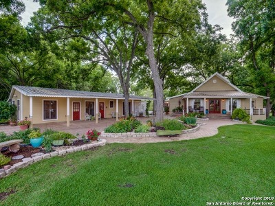 Guadalupe County Single Family Home Price Change: 1616 Arndt Rd