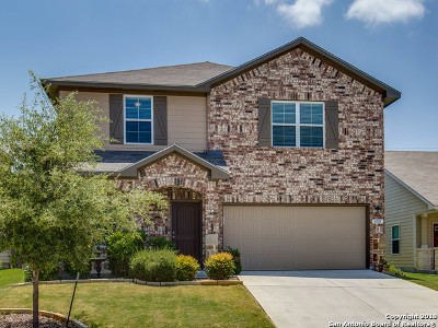 Cibolo Single Family Home Active Option: 433 Slippery Rock