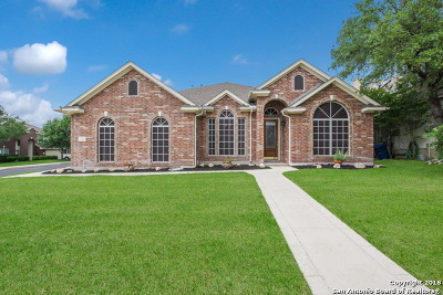 San Antonio Single Family Home Back on Market: 1203 Golf Canyon