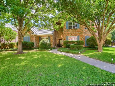 San Antonio Single Family Home New: 12 Deerhurst