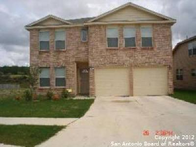Converse Rental For Rent: 9322 Hanover Cove