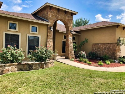 New Braunfels Single Family Home New: 1229 Nickel Crk