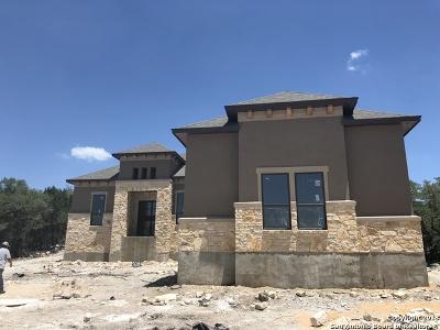 Comal County Single Family Home New: 427 Havasu Pt
