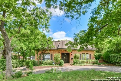 San Antonio Single Family Home New: 313 Burr Rd