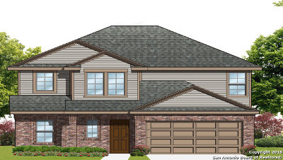 Seguin Single Family Home New: 1013 Dumfries