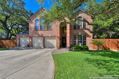 San Antonio Single Family Home New: 8914 Drayton Heights