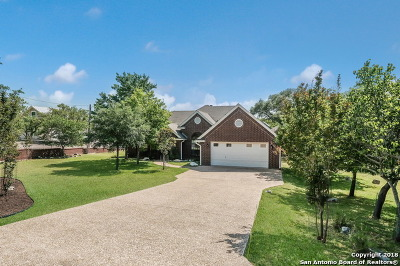 San Antonio Single Family Home New: 3330 Eva Jane