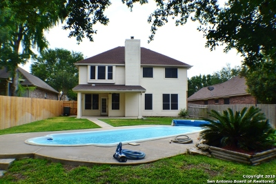 Cibolo Single Family Home New: 220 Fawn Ridge