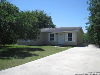 San Antonio Single Family Home New: 430 Demya Dr