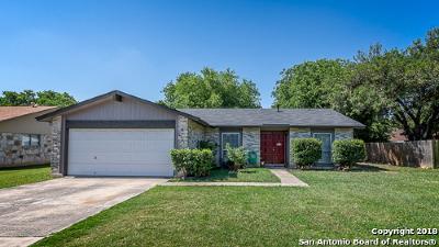 San Antonio Single Family Home New: 6926 Montgomery