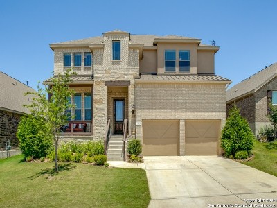 Boerne Single Family Home New: 7915 Anza Run