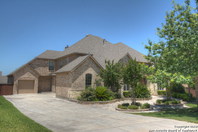 Bexar County Single Family Home New: 7435 Stonewall Hill