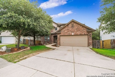 San Antonio Single Family Home New: 4755 Bending Grove