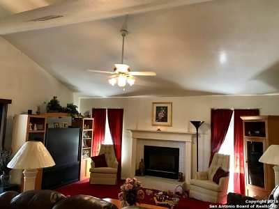 San Antonio Single Family Home New: 3707 W Travis St