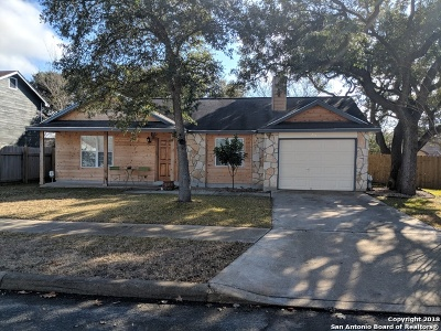 Boerne Single Family Home For Sale: 211 Cibolo Branch Dr