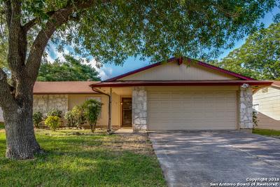 San Antonio Single Family Home New: 6714 Spring Manor St