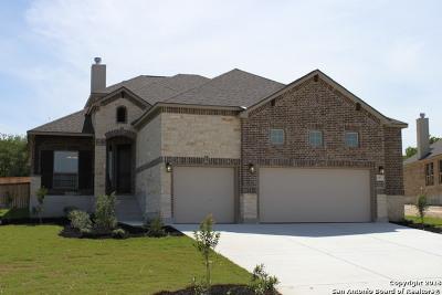 San Antonio Single Family Home New: 4403 Saddle Spur