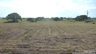 La Vernia Residential Lots & Land New: 164 Triple R Dr